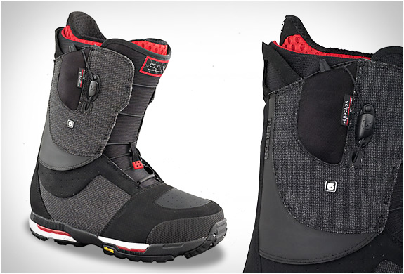 Burton Slx | The Bullet Proof Boot | Image