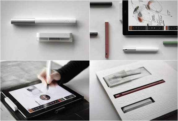 Byzero | Studio Digital Pen And App | Image