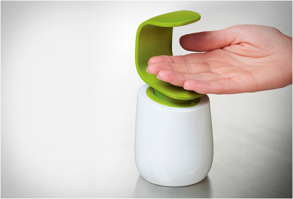 C-PUMP | SINGLE-HANDED SOAP DISPENSER | Image