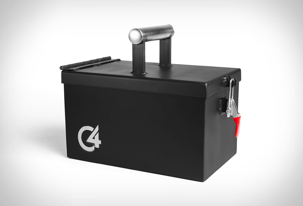 C4 Portable Grill | Image