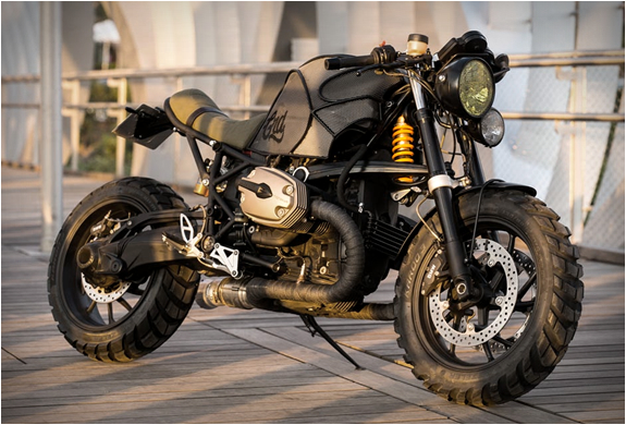 BMW R1200S | BY CRD MOTORCYCLES | Image
