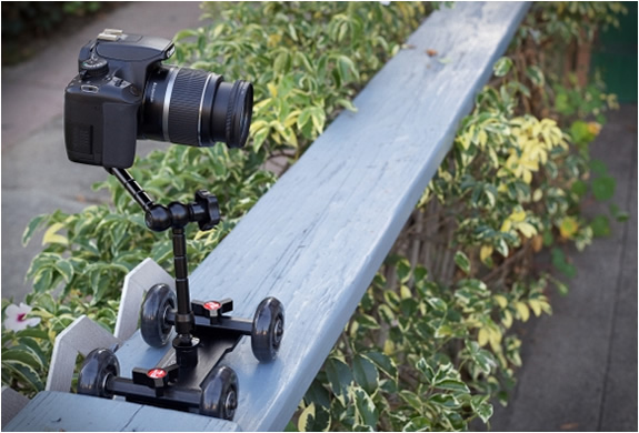 Camera Table Dolly | By Photojojo | Image