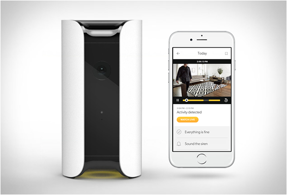 Canary Home Security System | Image