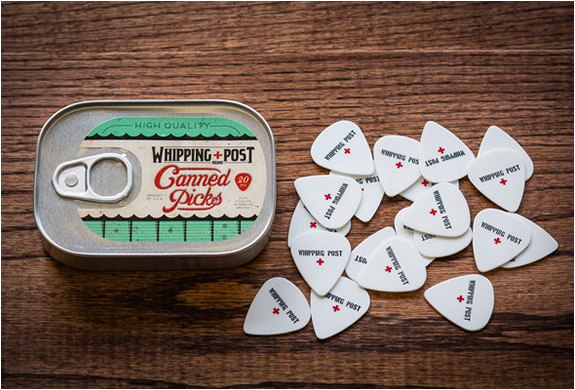 CANNED GUITAR PICKS | Image