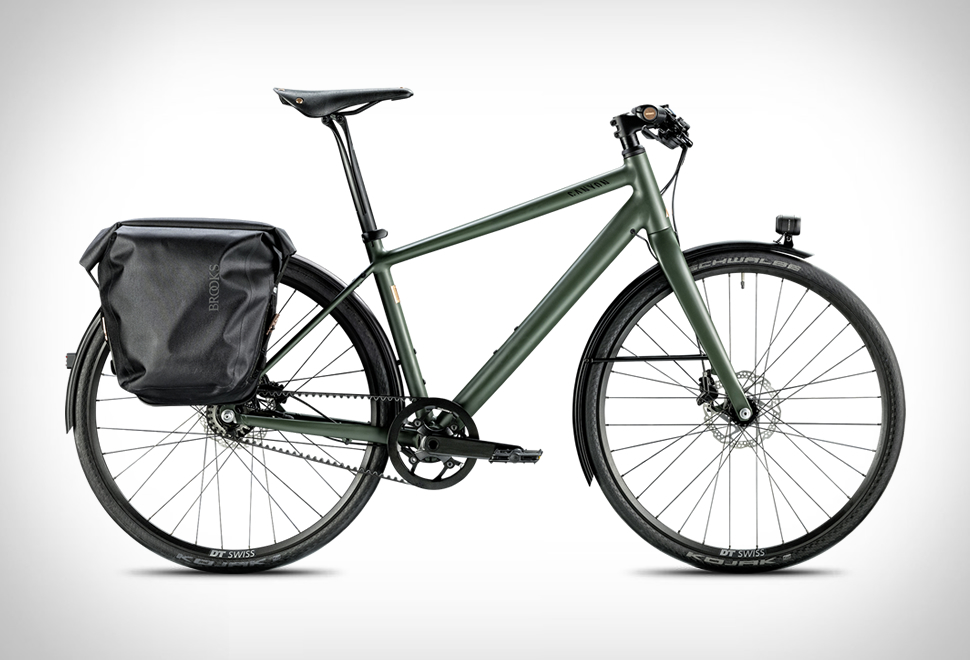 Commuter Brooks 150 | Image