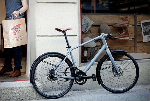 Canyon Urban Bike