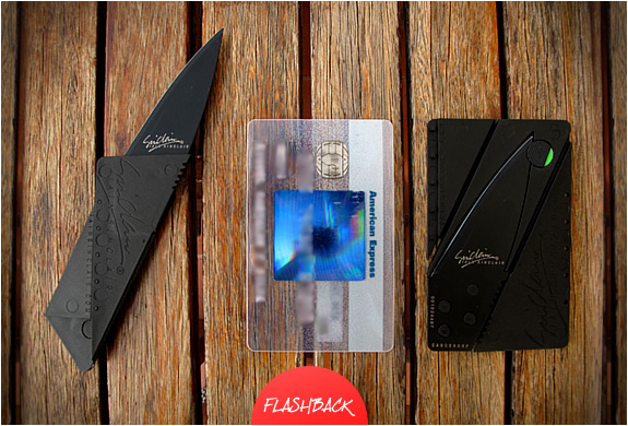 Cardsharp | Credit Card Sized Pocket Knife | Image