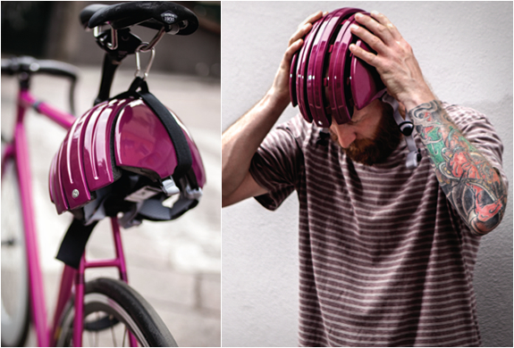 Foldable Helmet | By Carrera | Image