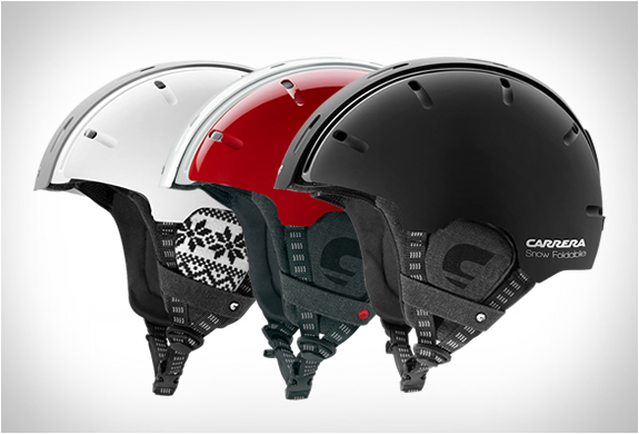SNOW FOLDABLE HELMET | BY CARRERA | Image