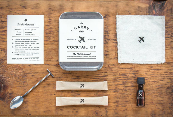 CARRY ON COCKTAIL KIT | Image