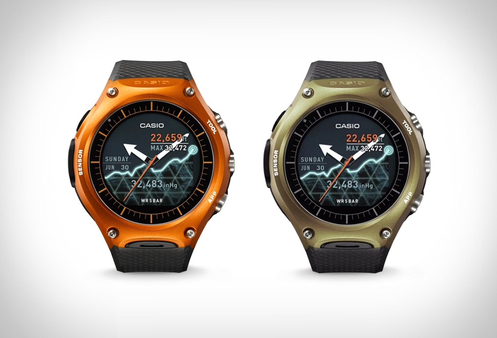 CASIO OUTDOOR SMARTWATCH | Image