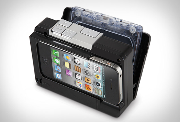 Cassette To Iphone Converter | Image