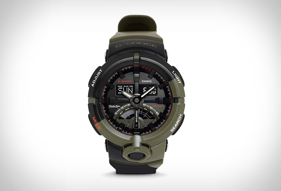 Chari & Co G-Shock | Image