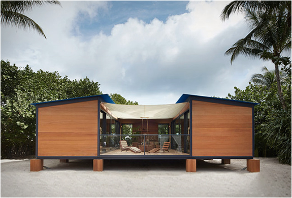 CHARLOTTE PERRIAND BEACH HOUSE | Image