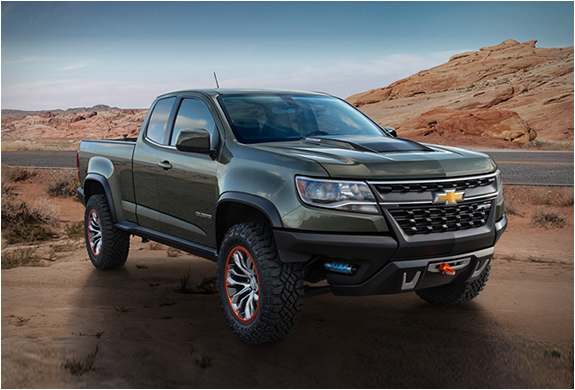 2015 Chevrolet Colorado Zr2 | Image