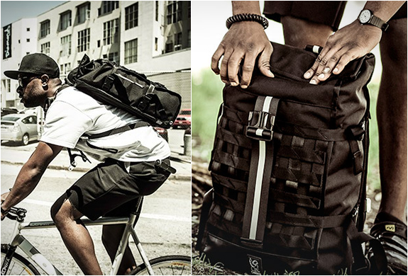 BARRAGE CARGO | BY CHROME INDUSTRIES | Image
