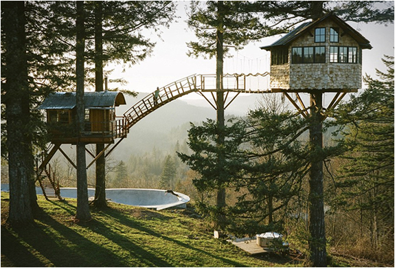 CINDER CONE TREEHOUSE | Image