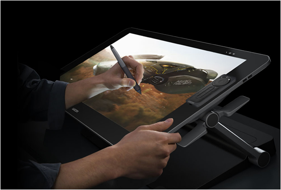 CINTIQ 27QHD TOUCH TABLET | BY WACOM | Image