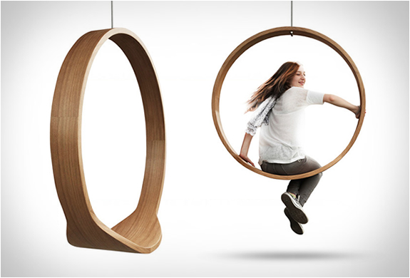 CIRCLE SWING ROCKING CHAIR | Image