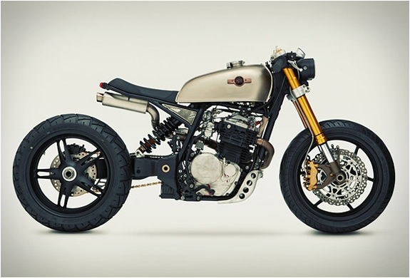 Honda Kt600 | By Classified Moto | Image