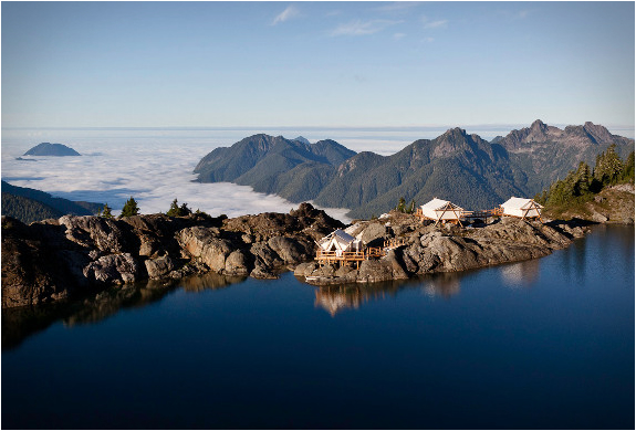 CLAYOQUOT WILDERNESS RESORT | Image