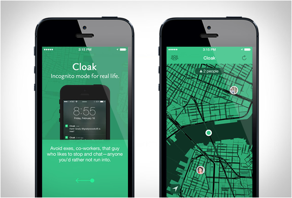 CLOAK | THE ANTISOCIAL NETWORK | Image