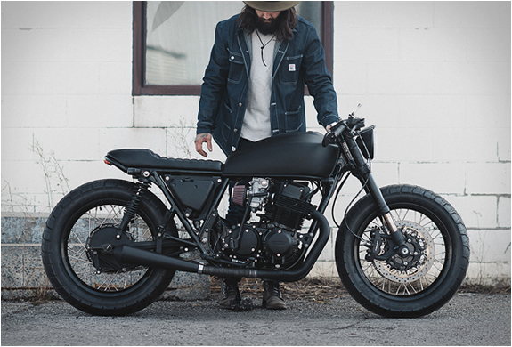 1978 Honda Cb750 | By Clockwork Motorcycles | Image