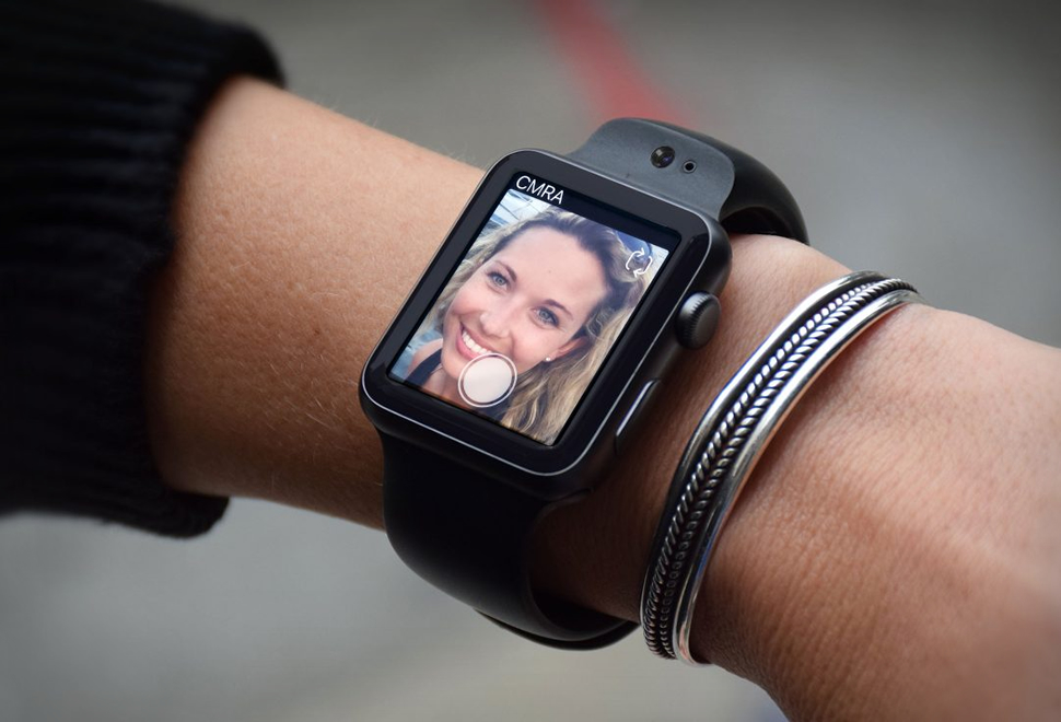 CMRA Apple Watch Camera | Image