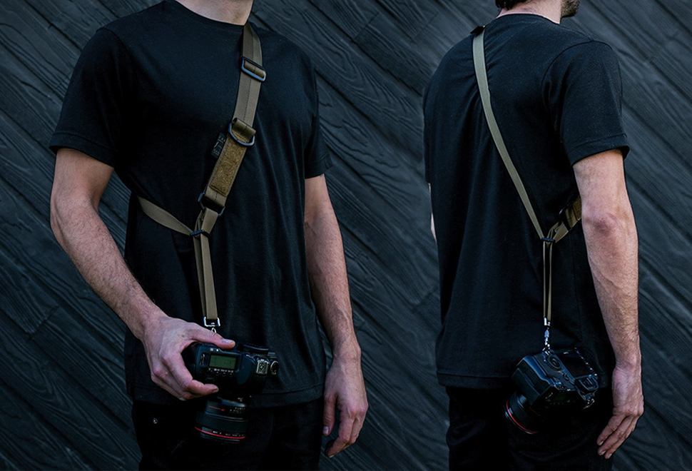 COLFAX DESIGN WORKS CAMERA STRAP | Image