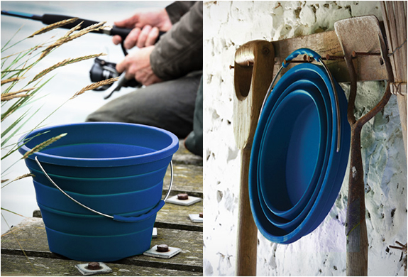 COLLAPSIBLE BUCKET | BY INFUSION LIVING | Image