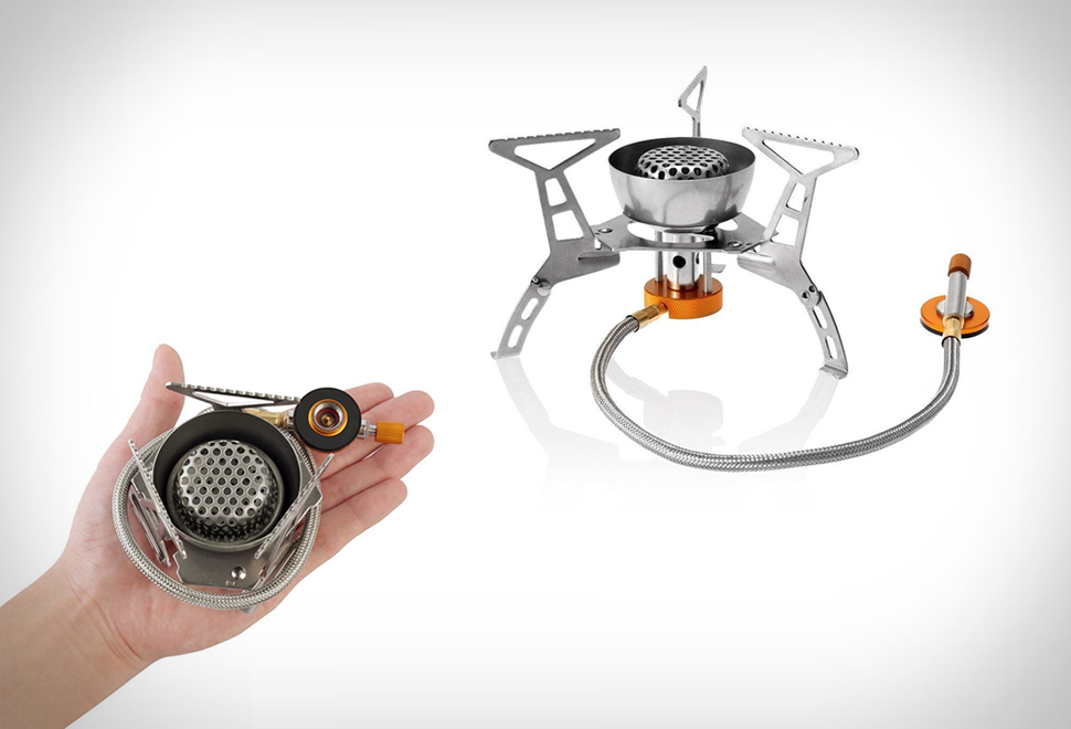 COLLAPSIBLE CAMPING STOVE | Image