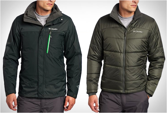 LHOTSE MOUNTAIN INTERCHANGE JACKET | BY COLUMBIA | Image