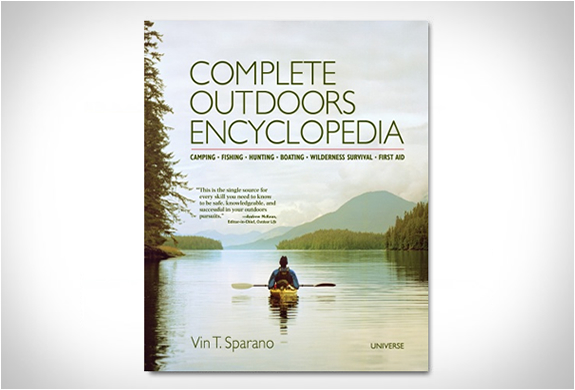 COMPLETE OUTDOORS ENCYCLOPEDIA | Image