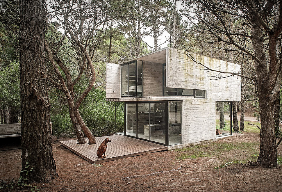 Concrete Summer House | Image