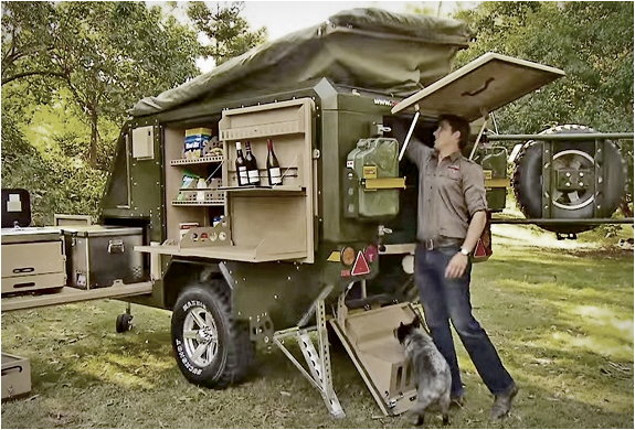 Awesome CUB CAMPERS DROVER 007 OFF ROAD CAMPER For Sale 18990