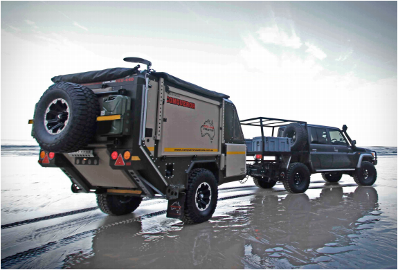 Brilliant Buying Guide The Best OffRoad Camping Trailers  Gear Patrol