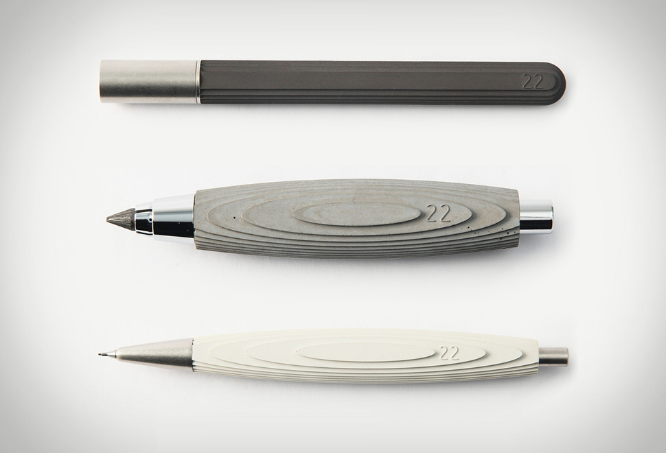 Concrete Writing Tools by 22 | Image