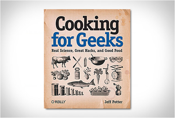 COOKING FOR GEEKS | Image