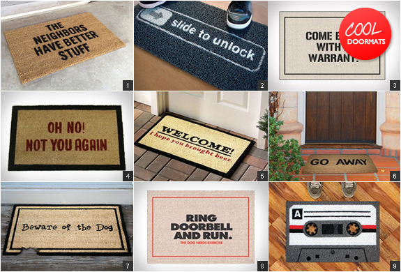 Cool Doormats | Image