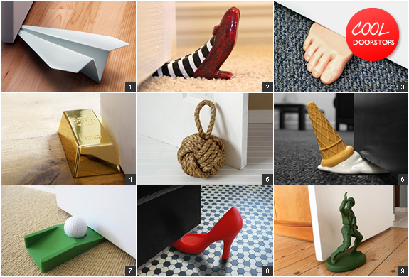 Cool Doorstops | Image