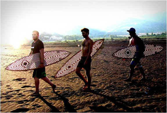 RECYCLED CORK SURFBOARDS | Image