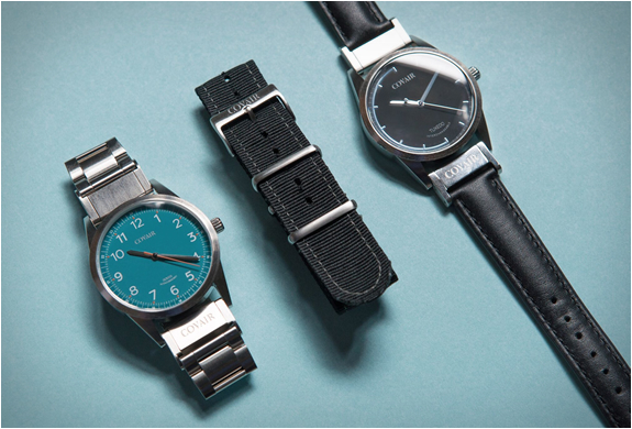 Covair Interchangeable Watches | Image