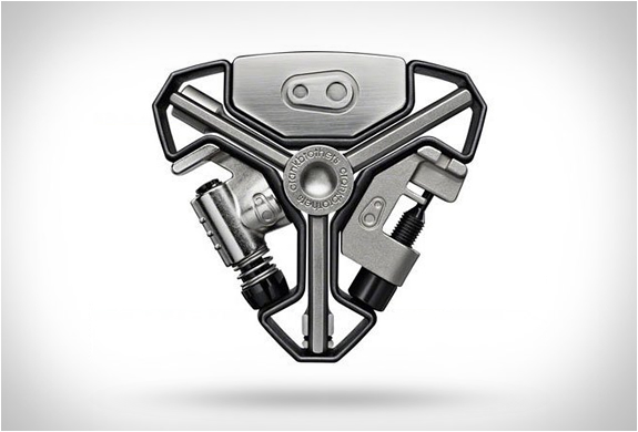 Y-shaped Multi Tool | By Crank Brothers | Image