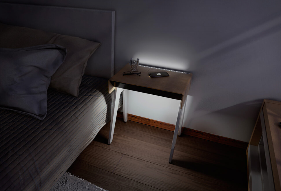 CURVILUX SMART NIGHTSTAND | Image
