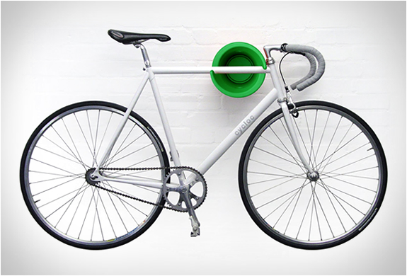 Cycloc | Bicycle Storage System | Image