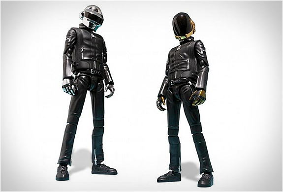 Daft Punk Action Figures | Image