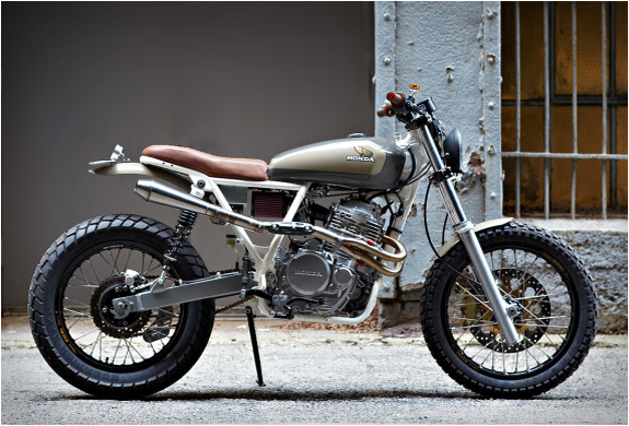 HONDA XR650 | BY DANIEL PETER | Image