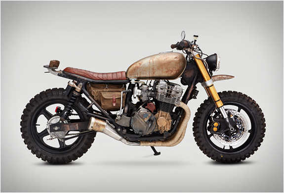 DARYLS BIKE | BY CLASSIFIED MOTO | Image