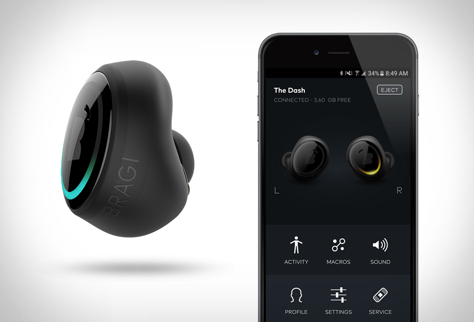 DASH WIRELESS SMART EARPHONES | Image