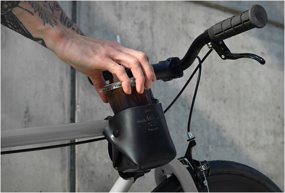 Bicycle Cup Holder | By Death At Sea | Image